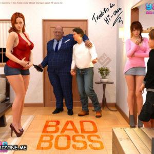 3d bad boss ch 1  (1/104)