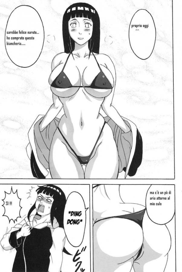 Naruto Hinata sesso hentai