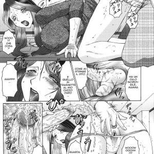 Il bellissimo culo di mamma Hentai ita (22/95)