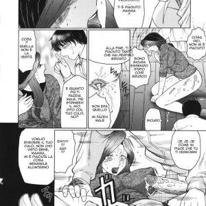 Il bellissimo culo di mamma Hentai ita (25/95)