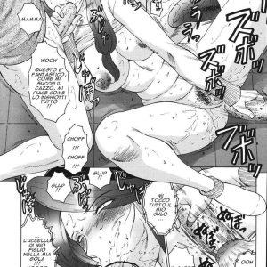 Il bellissimo culo di mamma Hentai ita (47/95)