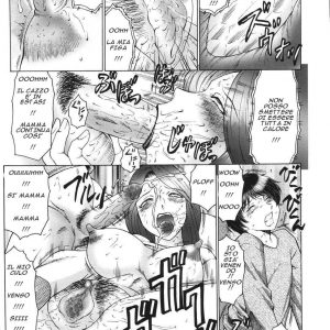 Il bellissimo culo di mamma Hentai ita (48/95)