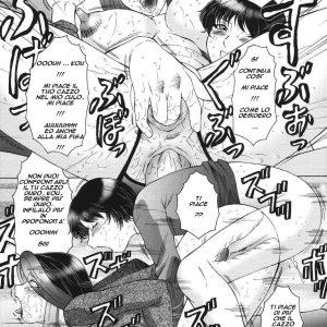 Il bellissimo culo di mamma Hentai ita (78/95)