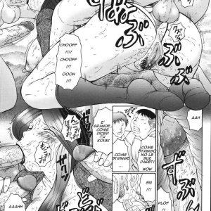 Il bellissimo culo di mamma Hentai ita (87/95)