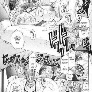 Il bellissimo culo di mamma Hentai ita (89/95)