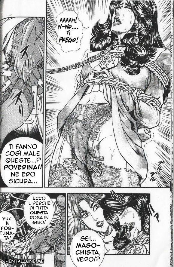 femdom ita hentai scan manga uomo umiliato e travestito peril piacere della sua padrona