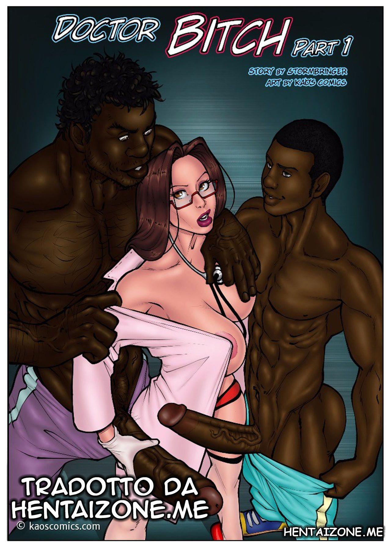 full color whitedoctor and black big cock slut nurse porno hentai ita xxxx