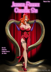 jessica rabbit hentai porno full color italiano tette grosse e culo spesso italiano