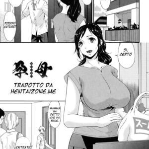 La madre di yuuto Cap.1