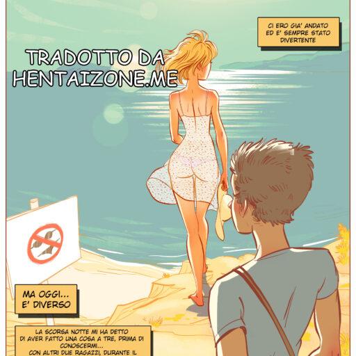 spiaggia nudisti hentai