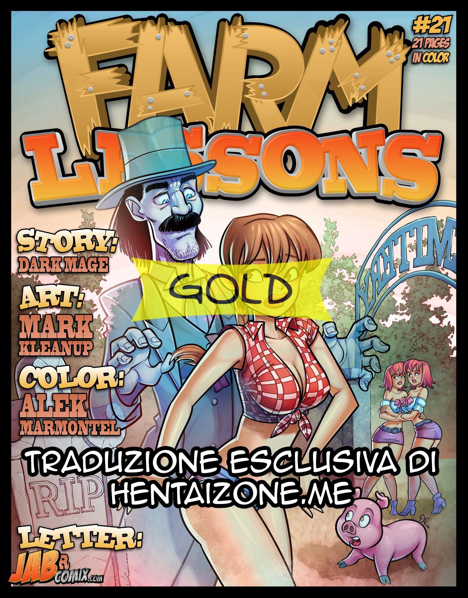 Farm Lesson 21