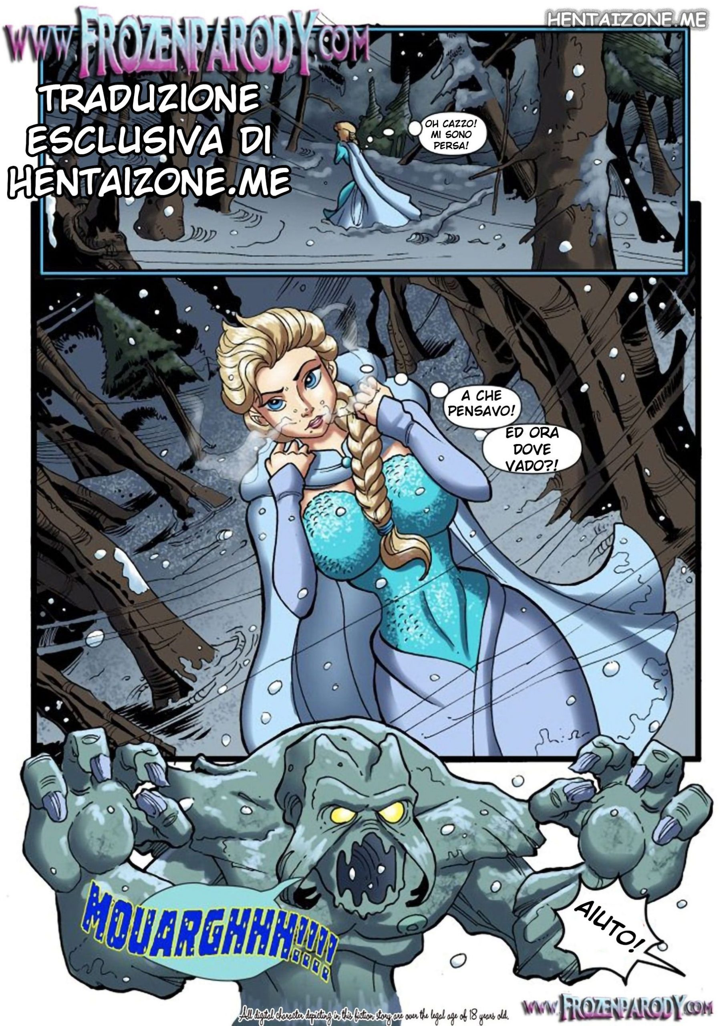 Elsa e la spada malvagia