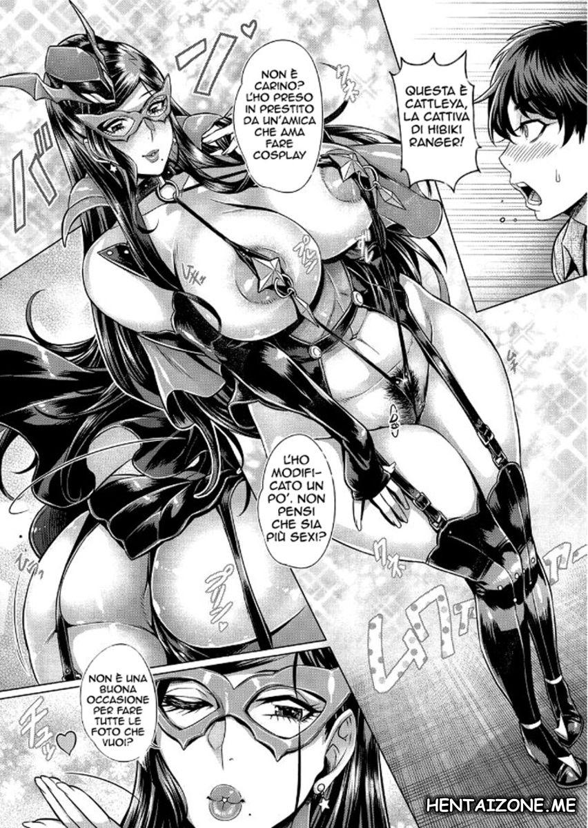 Milf pervertita uncensored