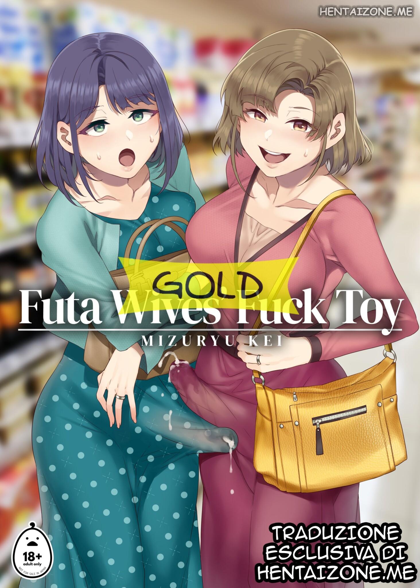Giocattolo sessuale delle mogli futa