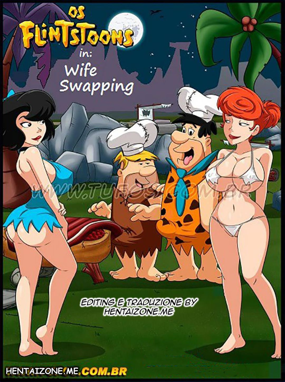 Flintstones sex porno full color wilma e betty sesso nude cn tette giganti