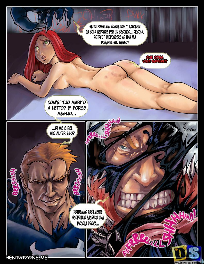 mary jane hentai marvel porno spiderman