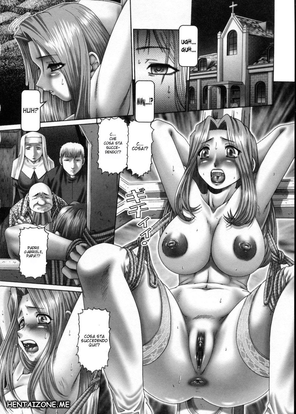 diavolo tentatore hentai fisting ita