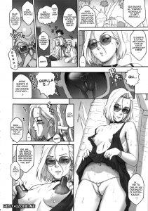 c-18 hentai big nipple dragon ball