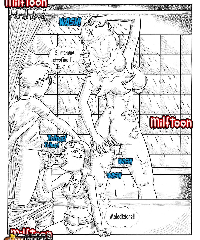 American dad incesto alla milftoon