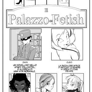 Il palazzo del fetish Ch.4 (2/18)