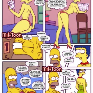 Simpson Porno - Mi fai schifo (7/10)
