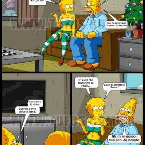 Simpson Buon natale (2/11)