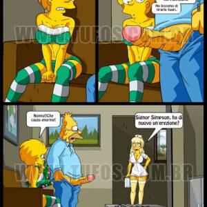Simpson Buon natale (4/11)